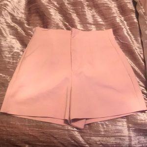 Zara Shorts - Pink Zara Shorts
